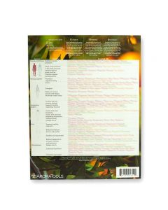 """""""Modern Essentials: Essential Oil System and Function Support"""" Reference Chart, 13th Edition"""