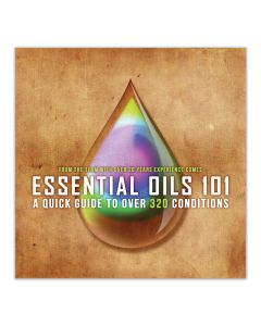 """""""Essential Oils 101"""" Quick Guide (Pack of 10)"""