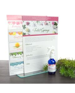 """""""Toilet Sprays"""" Make-It-Yourself Recipes and Labels"""