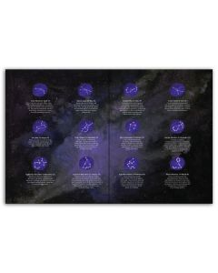 """""""Essential Oils & the Stars: An Astrological Chart"""""""