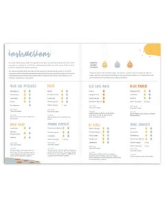 """My Makes """"For Children"""" Spray Recipes and Label Set"""