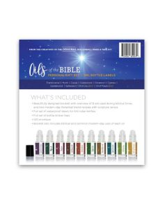 """Rollerball """"Oils of the Bible"""" Personal Gift Set"""