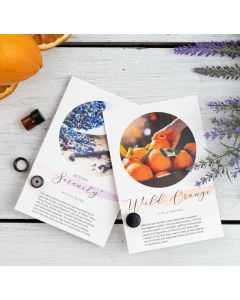 Lavender Show and Share Digital Highlight Card