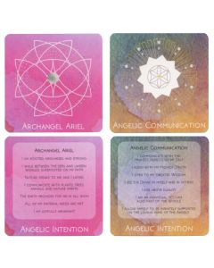 Angelic Alchemy Essence Cards, by Rebecca Loach (35 Cards)