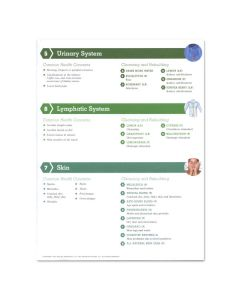 """""""Detox & Renew with Essential Oils"""" 2-Page Foldout (Pack of 25)"""