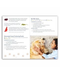 """""""The Essential Pet"""" Recipe Booklet with Digital Label Files"""