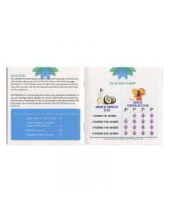 """""""Essential Oil Basics"""" Booklet (Pack of 10)"""