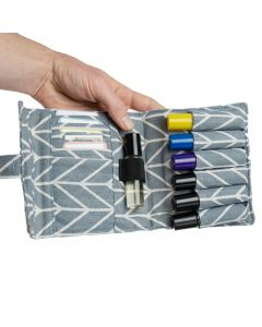 """More Than Wishes Gray and White """"Chemo Care Kit"""" (Includes 5 Cards)"""