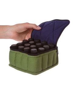 Essential Bags Medium Carrying Case (Holds 16 Vials)