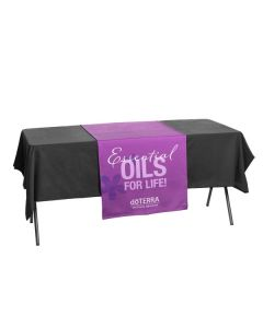 doTERRA Branded Wellness Advocate Table Runner