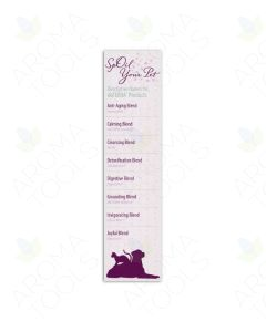 """Spoil Your Pet"" Bookmark"