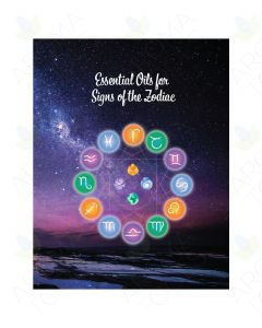 """Essential Oils for Signs of the Zodiac"" Chart"