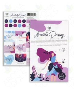 """My Makes """"Aromatic Dressing"""" Recipes and Label Set"""
