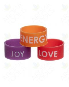 "Essential Oil Label Bandz: ""doTERRA Emotions Collection"" (Set of 24)"