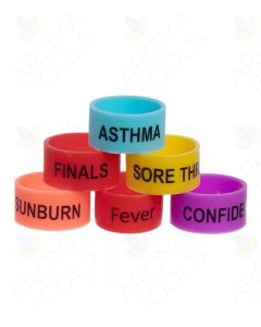 "Essential Oil Label Bandz: ""doTERRA Teen Collection"" (Set of 36)"