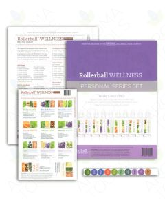 "Rollerball ""Wellness"" Personal Series Set"