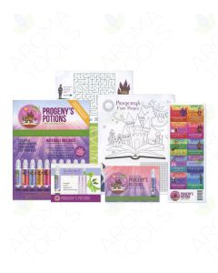 """Progeny's Potions: A Make & Take Workshop Kit for Kids"""