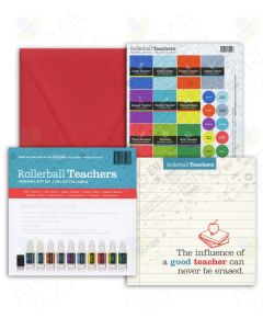 "Rollerball ""Teachers"" Personal Gift Set"