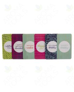 """""""Birthday"""" Blend Cards (Pack of 10)"""