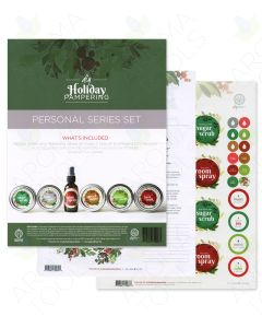 """Holiday Pampering"" Personal Series Set"