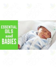 """""""Essential Oils and Babies"""" Essential Oil Academy Digital Online Class"""