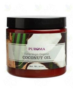 Organic Virgin Coconut Oil (16 oz.)