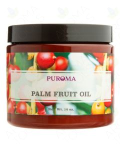 Organic Palm Fruit Oil (14 oz.)