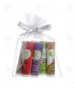 White Lip Balm Gift Set (Set of 6)