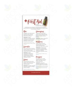 """First Aid"" Reference Cards (Pack of 25)"