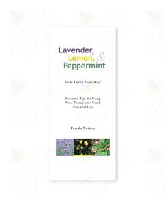 """Lavender, Lemon, and Peppermint"" Brochure by Tamalu Watkins (Pack of 25)"
