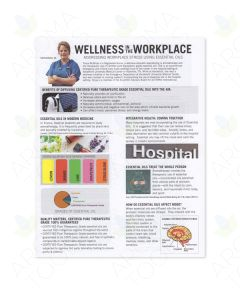 """Wellness in the Workplace"" Tear Pad (50 Sheets)"