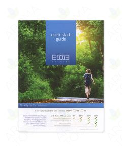 """""""Quick Start Guide"""" Brochure (Pack of 10)"""