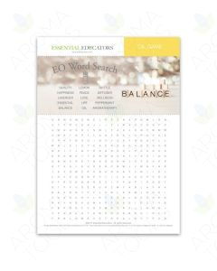 Essential Educators: Word Search and Scramble Mini Tear Pad Games (50 Sheets)