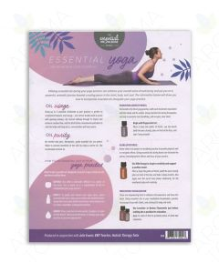 """Essential Yoga"" Tear Pad (25 Sheets)"