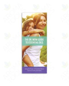 """The Dr. Mom Guide to Essential Oils"" Brouchure (Pack of 20)"