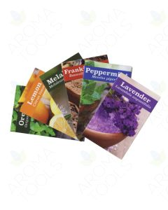 Essential Educators Assorted Mini Essential Oil Reference Guides (Set of 72)