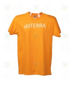 Unisex Orange doTERRA Short-Sleeve Shirt