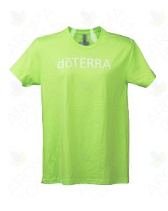 Unisex Neon Green doTERRA Short-Sleeve Shirt