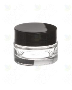 1/4 oz. Glass Salve Container