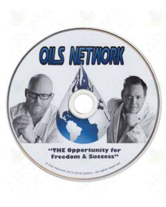 """The Opportunity for Freedom and Success"" CD by Christian Overton and Mark Ewen"
