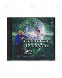 "Affirmations for Women: Vol. 4,  ""Embracing Abundance"" CD by Deb Erickson"