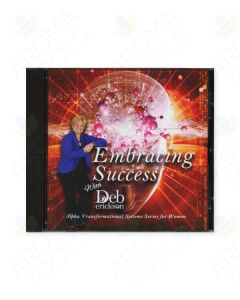 "Affirmations for Women: Vol. 5, ""Embracing Success"" CD by Deb Erickson"
