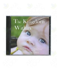"""The Kingdom Within: Songs & Stories that Make Scents, Disc 1"" CD by Karyn Grant, LMT"