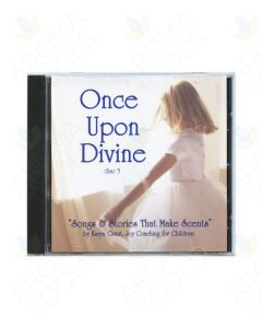 """Once Upon Divine: Songs & Stories that Make Scents, Disc 3"" CD by Karyn Grant, LMT"