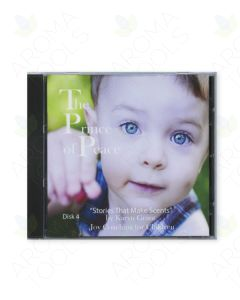 """The Prince of Peace: Songs & Stories that Make Scents, Disc 4"" CD by Karyn Grant, LMT"