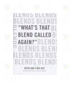 """What's That Blend Called Again?"" Booklet by Darci Richardson and Liesle Holden"