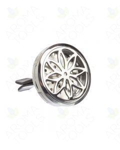 Daisy Stainless Steel Car Diffuser