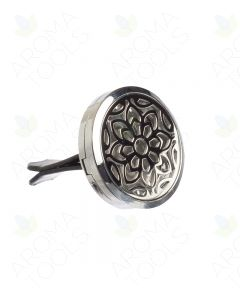 Sunflower Stainless Steel Car Diffuser