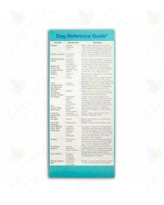 Dog and Cat Reference Card, 2nd Edition (Pack of 10)