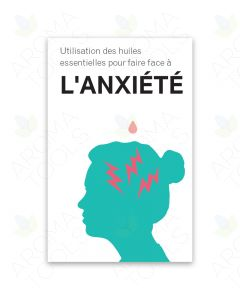 "French ""Using Essential Oils to Cope with Anxiety"" Booklet"
